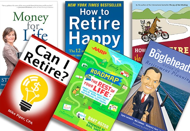 AARP - Six Retirement Books You Should Read