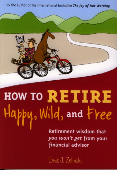 Retirement Book - How to Retire Happy Image